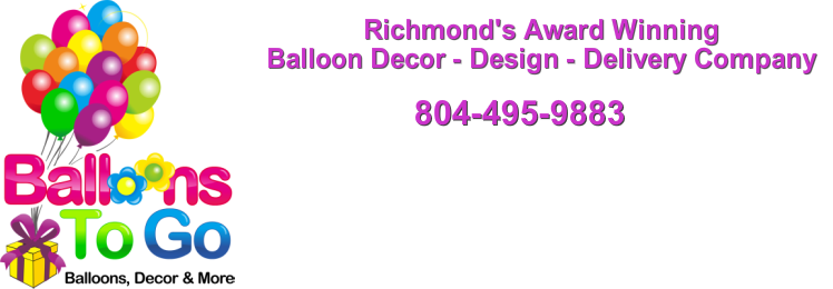 BALLOONS TO GO OF RICHMOND